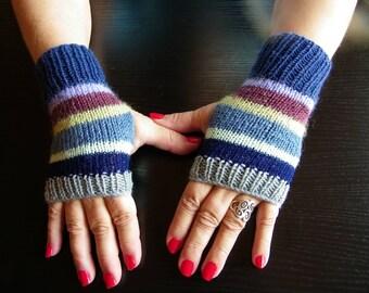 FINGERLESS gloves gift Apolinaire