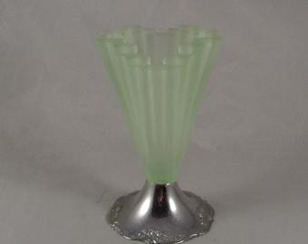 "Bagley ""Grantham"" Vase Pattern No. 334"