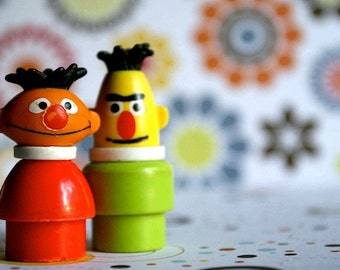 I Like You - Bert and Ernie - Photograph - Various Sizes