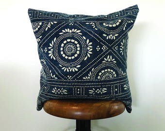 20 x 20 Chinese Batik Pillow