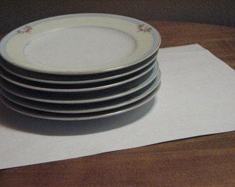 Dessert Plates from Japan