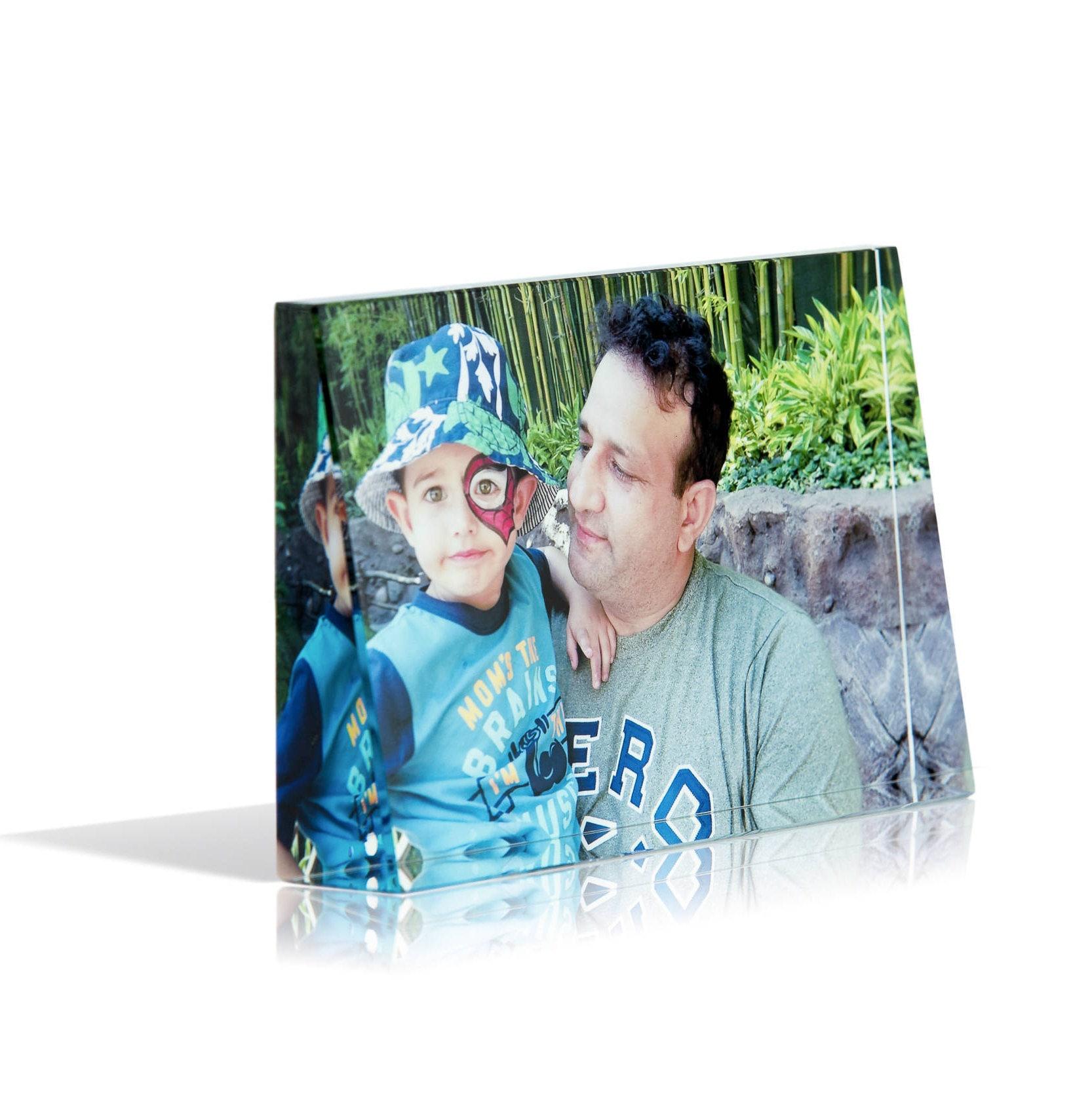 Crystal glass photo frame wedding photo frame birthday photo sold by gracefullpro jeuxipadfo Gallery
