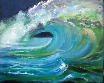 "landscape ""wave"""