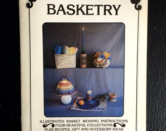 Rainbow Basketry Illustrated Basket Weaving Instructions Four Beautiful Collections plus