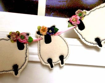 SHEEP BUNTING/GARLAND