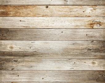 Front Porch Wood - Vinyl Photography  Backdrop Photo Prop