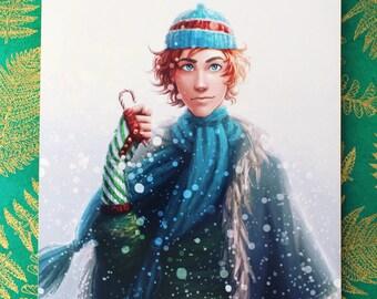 Winter Enel - The Silver Eye