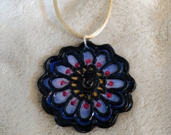 Cute Flower Pendant