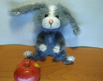 Rabbit Stuffed animal Rabbit gift Plush bunny Easter souvenir Rabbit doll White rabbit Easter decor Bunny Cute bunny Easter rabbit  Gift toy