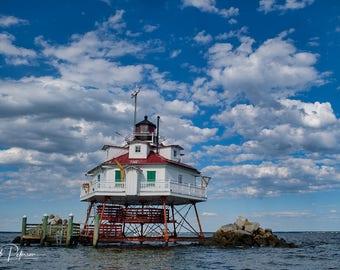 Thomas Point Shoal Lighthouse 1
