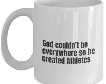 Athlete funny mug, Athlete funny mug, Athlete, gift idea