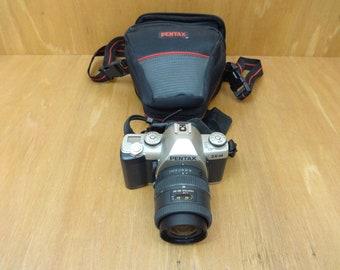 PentaxZX-M w/35-80mm f4 Lens & Case