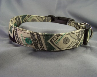 Big Bucks Dog Collar