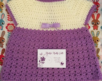 Handmade Newborn Baby Dress
