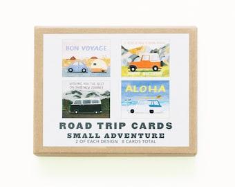 Road Trip Card Set