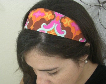 Headbands for Girls, Fabric Headband, Women Headband, Adult Headband, Gift for Her, Fashion Headband, Teen Headband Wallpaper in Cocoa