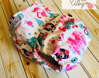 Cloth Diaper All In One Fairy tale