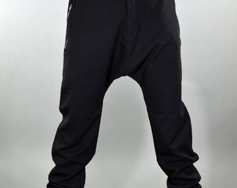 Clusterstone-Core Drop Crotch Trousers
