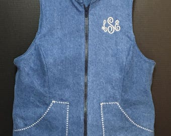 Weighted Vest Custom made for women