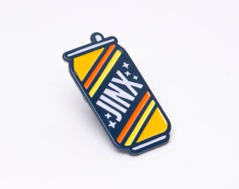 Jinx Soft Enamel Pin