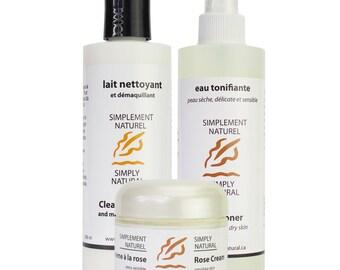 Basic Sensitive Skincare Bundle