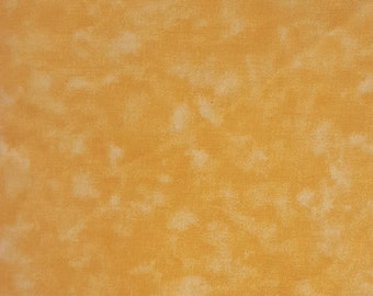 """Yellow Blender 108"""" wide back 100% cotton fabric"""
