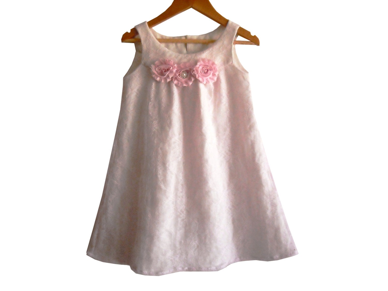 Size 3-7Y/ TheELLY Girl Dress Pattern/ Toddler