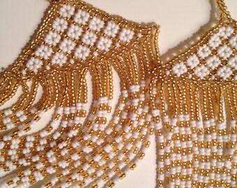 Exquisite Gold Princess Necklace