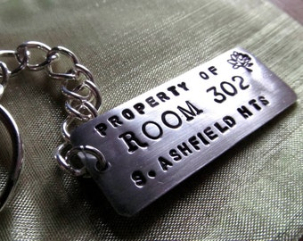 ROOM 302  Keychain - Silent Hill Tribute > Property Of S. Ashfield Heights