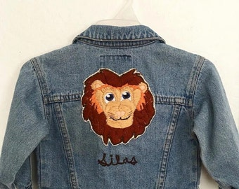 Custom Embroidery Jacket
