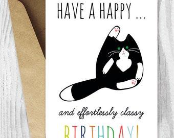 Th Birthday Black Cats Meme