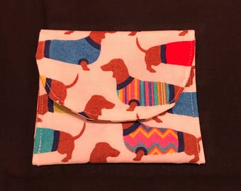 Doxie mini wallet-Multicolored