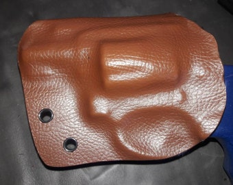 Smith and Wesson Bodyguard 38 special Custom Kydex Holster  kydex(plus 11 more colors to choose from)