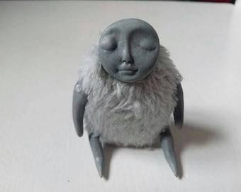 Doll Moon Ooak