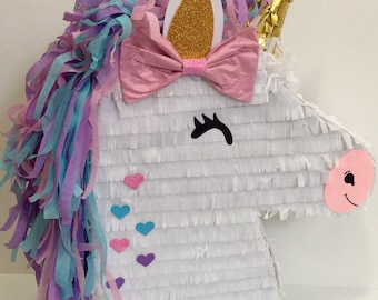 Sale!! Unicorn Emoticon Pinata