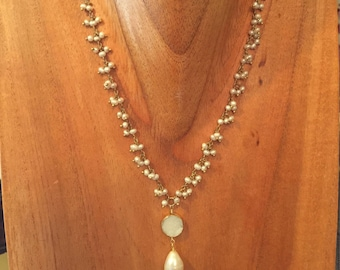 Pearl Romance Necklace