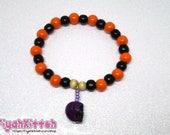 Bracelet *Halloween Pumpk...