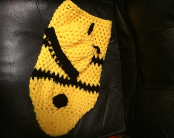 Bumblebee, cocoon for baby, newborn - 3 months