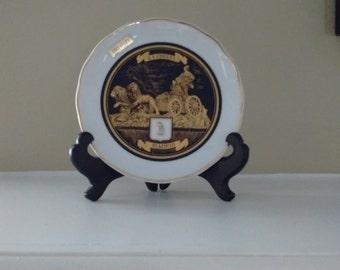 La Cibeles Plate, from Madrid, Spain