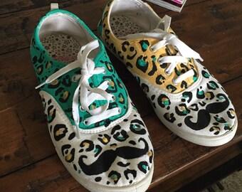 Jacksonville Jaguar Shoes