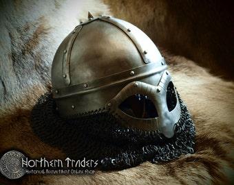 Yelmo Vikingo de Gjermundbu
