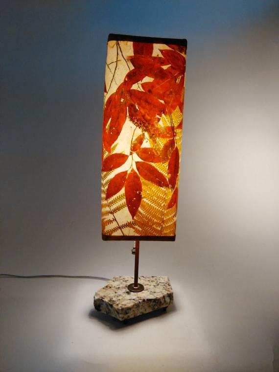 Table Lamp Decorative Lamp Handmade Lamps Paper Lamp
