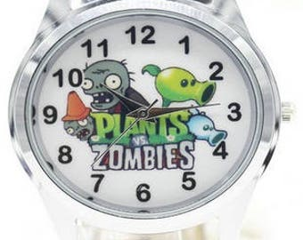 Plants vs. Zombies Watch (anti-zombie plant)