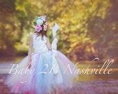 Ivory Flower Girl Dress  ...