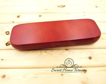 Rosewood Pen Box  |  Pen Box