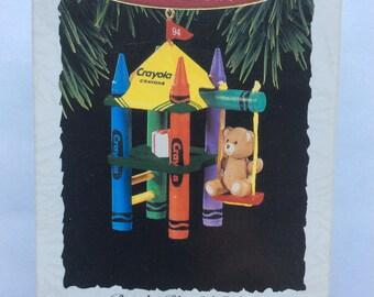 Hallmark Ornament - Bright Playful Colors - 1994