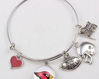 Az cardinals bracelet