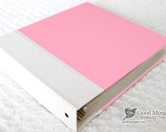 Toddler Memory Book  - Pink