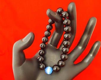 Blue Night Bracelet