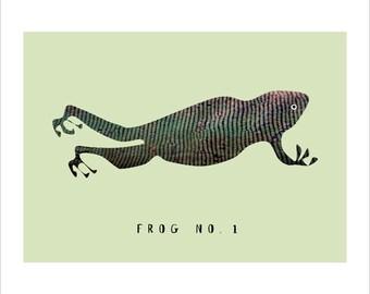 Frog no. 1